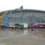 Hangar 8, Flughafen Salzburg