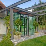 Glastüren für den Wohnbereich