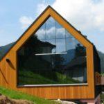 Fassadenbeispiele von Privathäusern