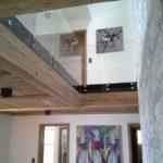 Glasgeländer als Gestaltungselement für Stiegen und Treppen
